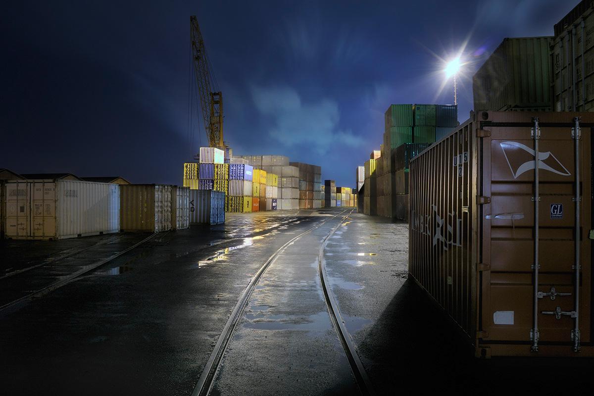 Philipp Lohöfener | Container